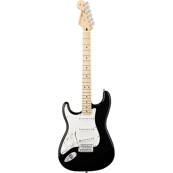 Fender - Mexican Standard - [0144622506] Stratocaster Mancina Black Maple
