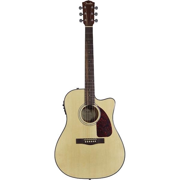 Fender - [0961514021] CD140SCE Chitarra Acustica Elettrificata Natural