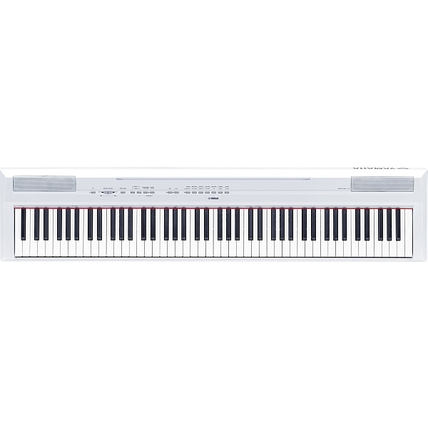 Piano Digitale Yamaha Yamaha P-115wh Piano