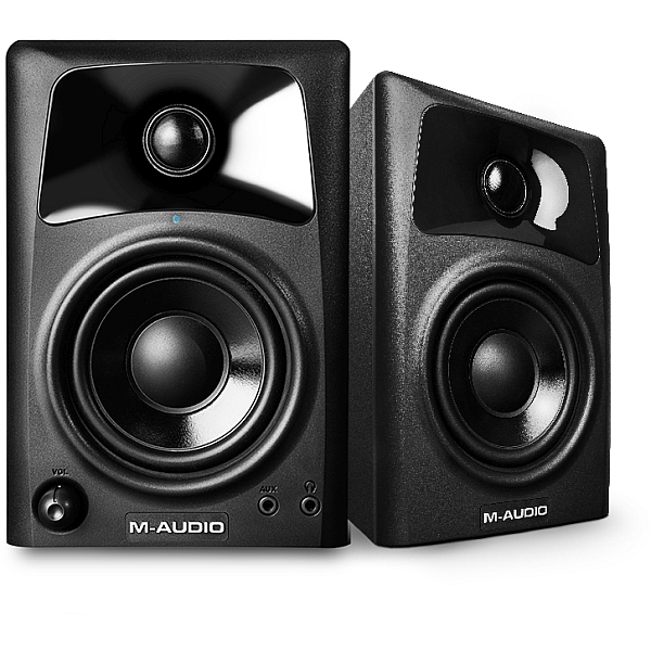 M-Audio - [AV-42] Desktop Monitor Professionali