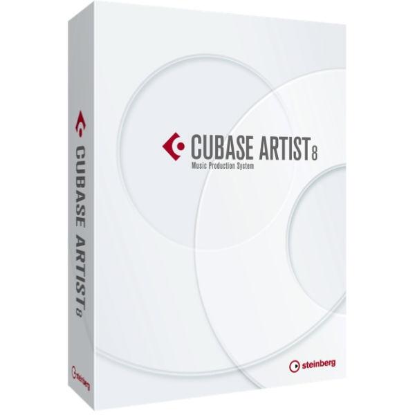 Steinberg - Cubase Artist 8 EE GBDFIES