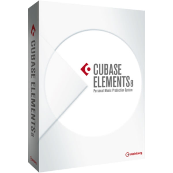 Steinberg - Cubase Elements 8 EE GBDFIES