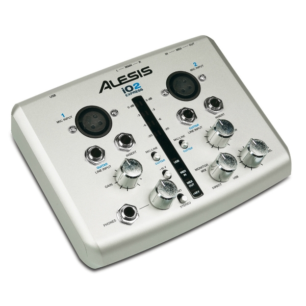 "Alesis - ""I/O 2-EXPRESS"" - Interfaccia audio"