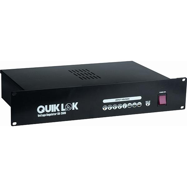 Quik Lok - [SR2500] Stabilizzatore di Tensione