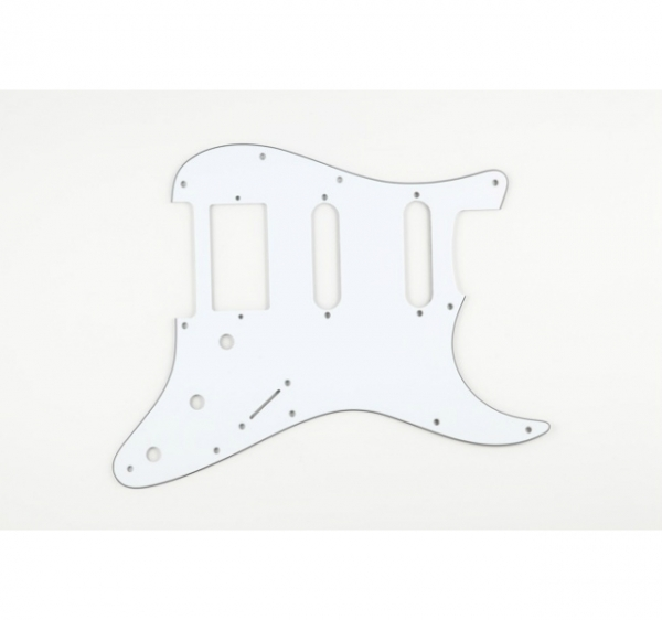 Mighty Mite - [MM 5401US] Battipenna x Strato Hss - White