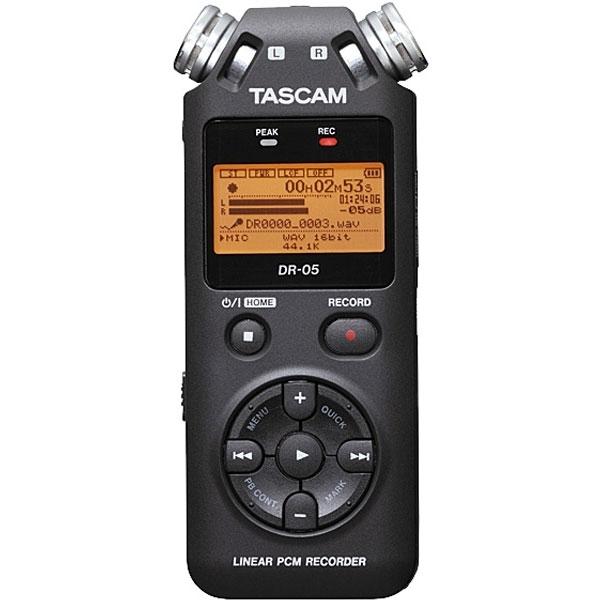 Tascam - DR-05 Versione 2 Registratore portatile