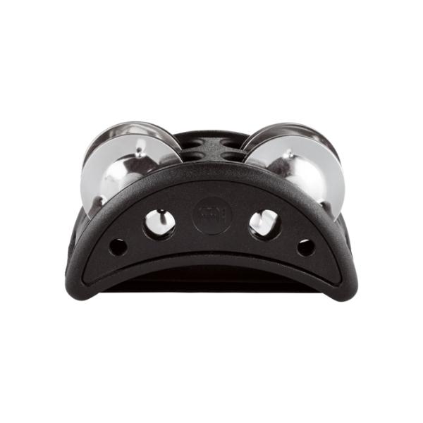 Meinl - [CF JS2S-BK-12] Tambourine Compact x piede