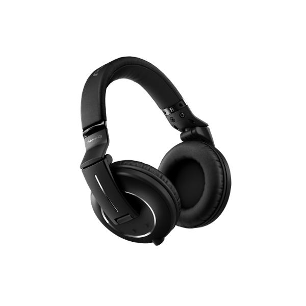 Pioneer - [HDJ-2000MK2-K] Cuffie per monitoring pro-DJ -  Nero