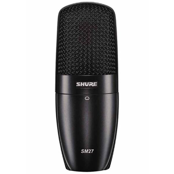 Shure - [SM27] Microfono condensatore diaframma largo