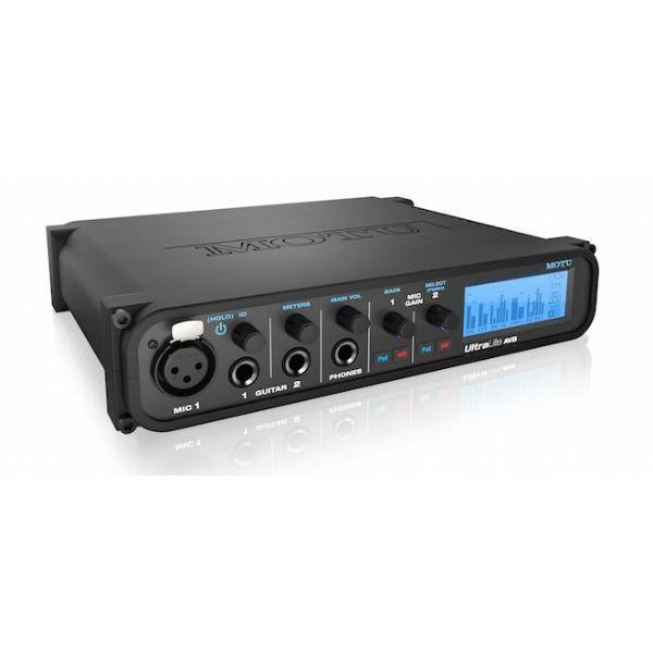 Motu - [ULTRALITE AVB] Interfaccia audio - 18 ingressi + 18 uscite