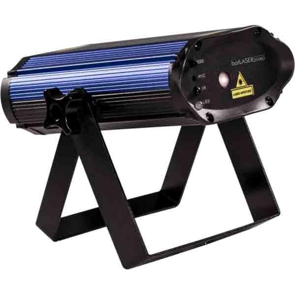 Prolights - [BATLASER200RG] Laser rosso e verde