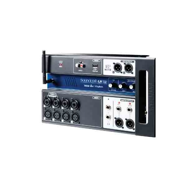 Soundcraft - [UI-12] Mixer digitale 12 canali