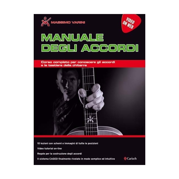 Carish - [ML3665] Massimo Varini - Manuale degli Accordi (9788850727094)