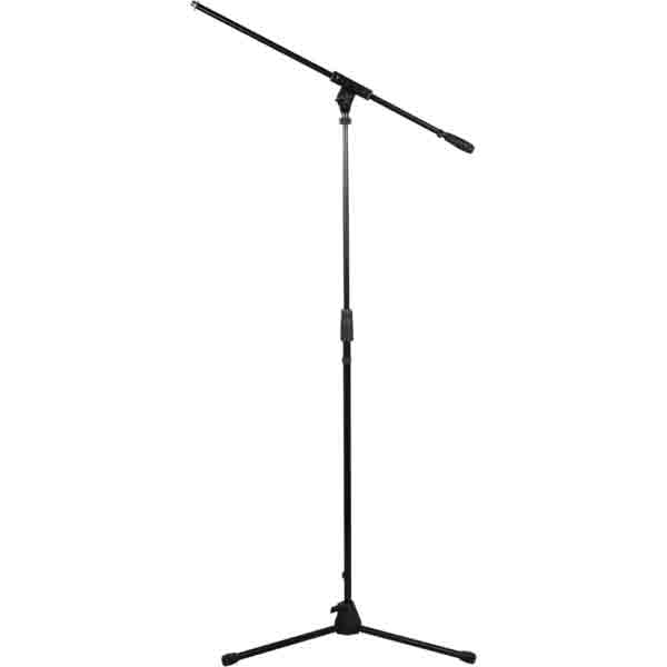 ProAudio - [MS40BK] Asta microfonica a giraffa
