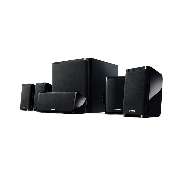 Yamaha - [NS-P40] Set Diffusor Home Theater 5.1