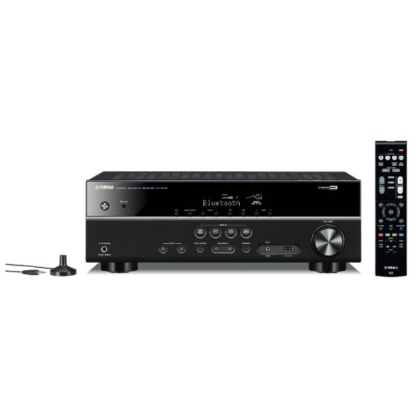 Yamaha - [RX-V379] Sintoamplificatore AV - 5.1 canali - Nero