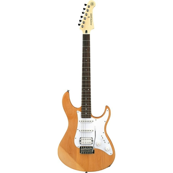 Yamaha - [PAC112JYNS] Chitarra elettrica PACIFICA - Yellow natural satin