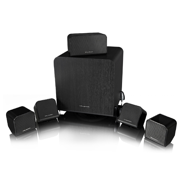 Wharfedale - MS-100 HCP Home Cinema Set, Piano Black