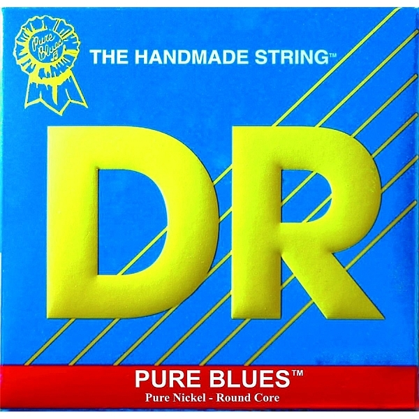 Dr Strings - [PHR-10] Corde Pure Blues Medium .010-.046