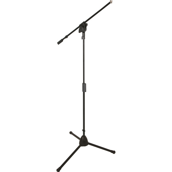 Quik Lok - [A512BK] Asta microfonica a giraffa