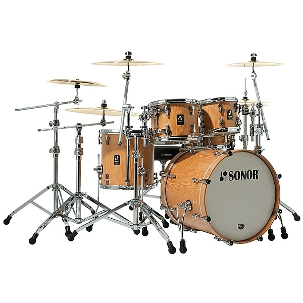 Sonor - ProLite - PL 12 STAGE 2 Shells NM Natural
