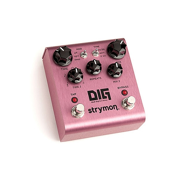 Strymon - DIG Dual Digital Delay