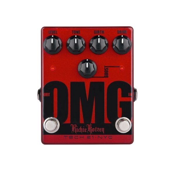 Tech 21 - OMG Richie Kotze Signature Overdrive