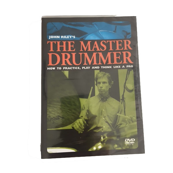 Alfred Publishing - JOHN RILEY'S THE MASTER DRUMMER