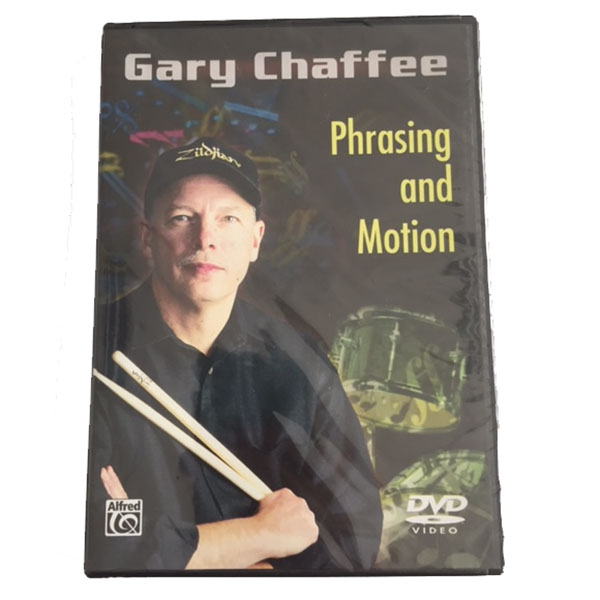Alfred Publishing - GARY CHAFFEE PHRASING AND MOTION