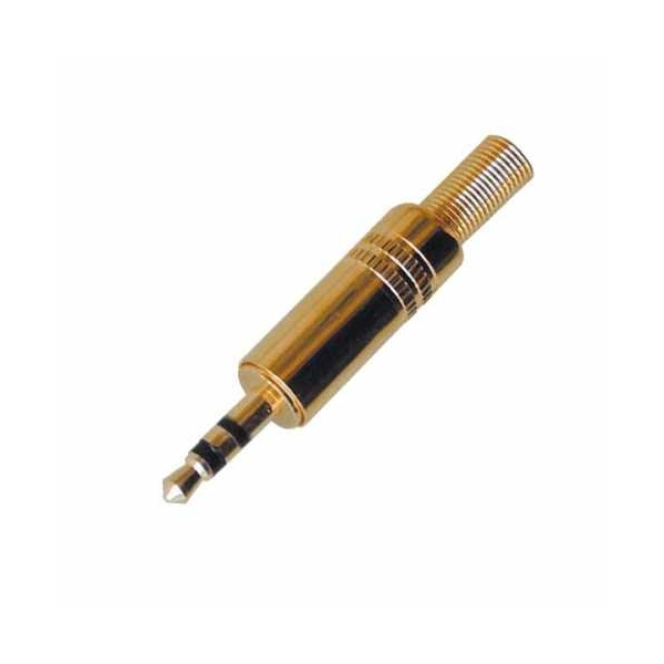 Bespeco - [SS40MD] Connettore Jack Stereo 3,5mm