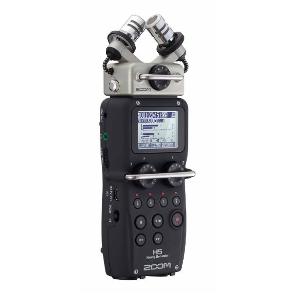 Zoom - H5 Registratore digitale 4 Tracce
