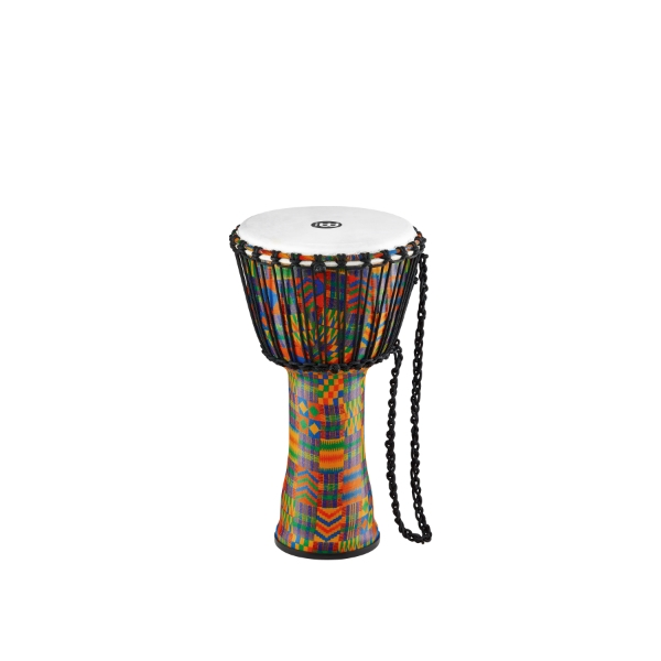 "Meinl - [PADJ2-M-F-1] Travel DJEMBE 10"" Rope Tuned"