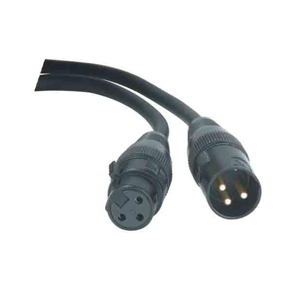 Accu-Cable - [AC-DMX3/0,5] Cavo dmx 0,5 mt.