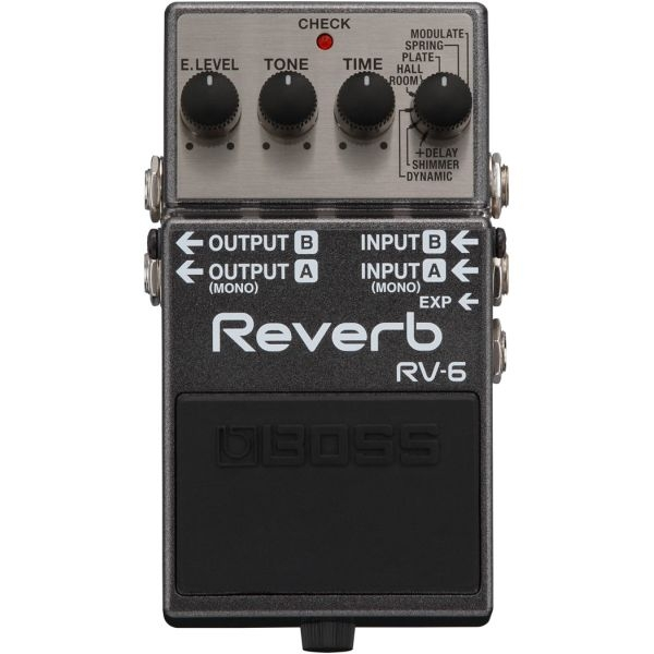 Boss - RV6 Reverb