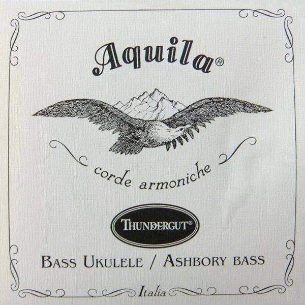 Aquila - [68U] Thundergut - Corde per Bass Ukulele ed Ashbory Bass