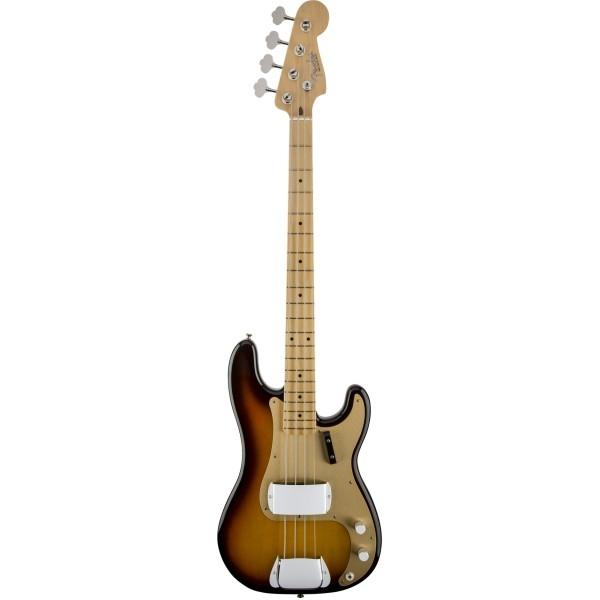 Fender - American Vintage - [0191002800] '58 Precision Bass 3-Color Sunburst, Maple