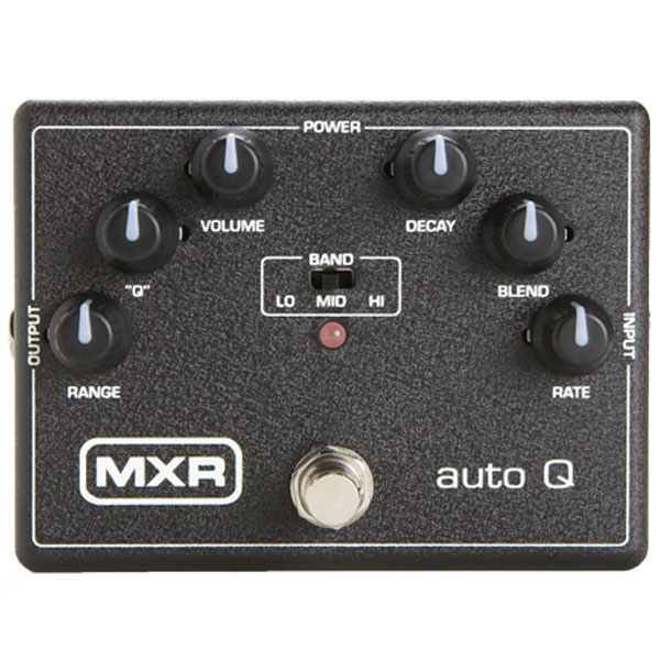 Dunlop - Mxr - [M120] Auto Q Envelope Filter