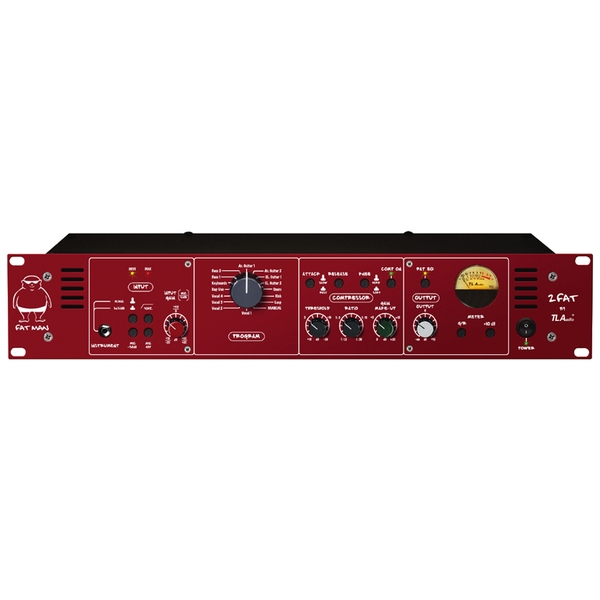 TL Audio - 2 fat preamp valv.