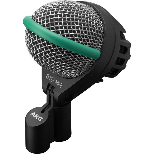 Akg - [D112MKII] Microfono professionale per grancassa