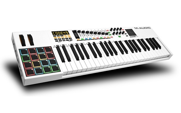 M-Audio - [CODE49] Master Keyboard USB/MIDI