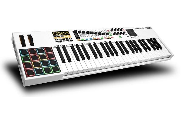 M-Audio - [CODE49] Master Keyboard USB/MIDI