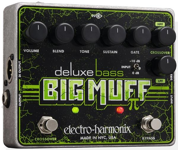 Electro Harmonix - DELUXE BASS BIG MUFF PI
