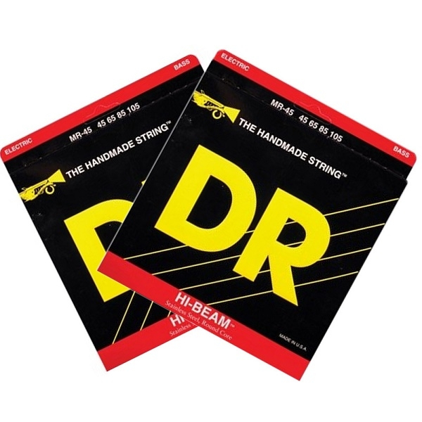 Dr Strings - [LMR45] CORDIERA PER BASSO ELETTRICO 45/105 XL