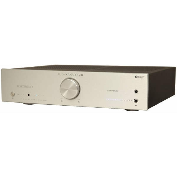 Audio Analogue - AMPLIFICATORE FORTISSIMO 100W AIRTECH ARGENTO