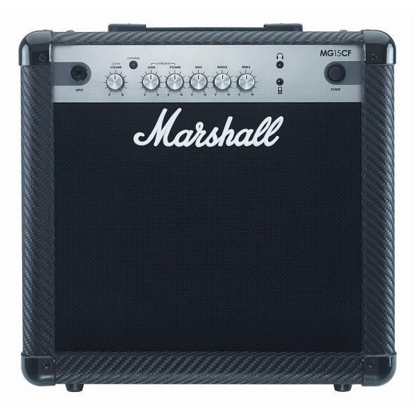 Marshall - [MG4MG15CF] 15W CARBON FIBER COMBO
