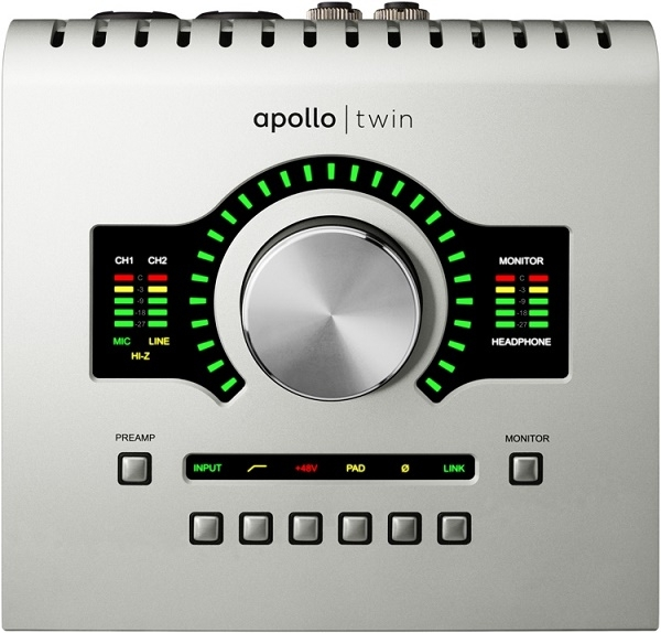 Universal Audio - Interfaccia audio Apollo Twin Solo