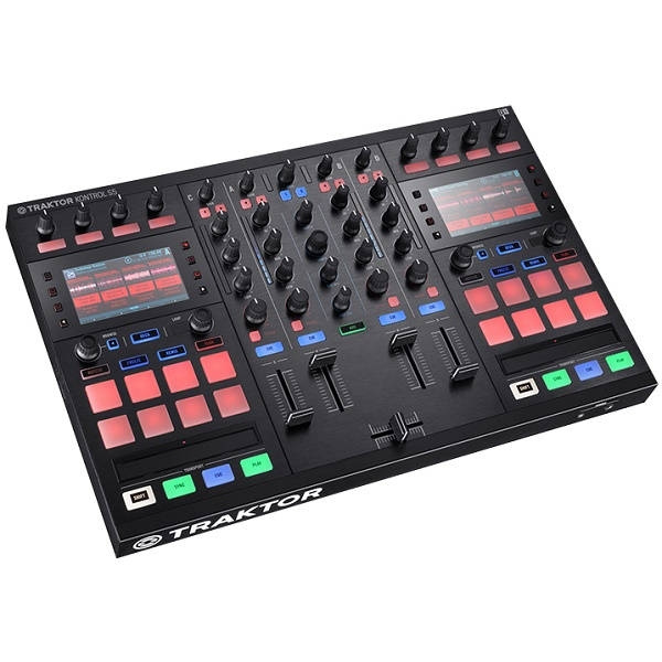 Native Instruments - [KONTROL-S5] CONTROLLER DJ 4 CANALI