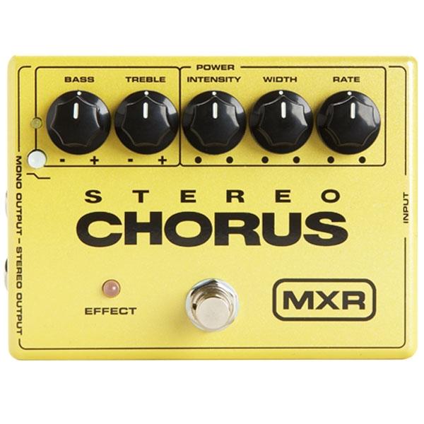 Dunlop - Mxr - [M134] Stereo Chorus