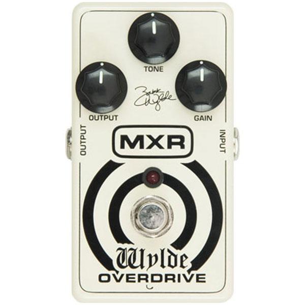 Dunlop - Mxr - [ZW44] Zakk Wylde Overdrive