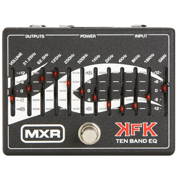 Dunlop - Mxr - [KFK1] Kerry King Ten Band EQ